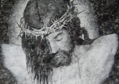GRAWEROWANIE Wizerunek Jezusa