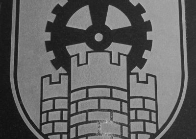 Tablica Pamiątkowa Granit